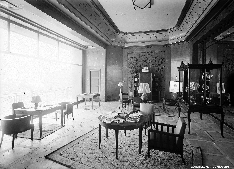 Historique mccc for Salon leleu