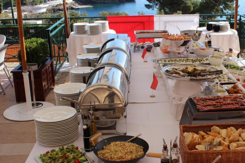 Traditionnel Buffet - Brunch